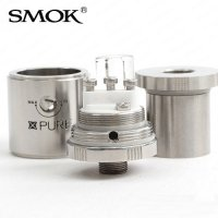 SMOK XPURE DUAL COIL ADJUSTABLE AIRFLOW RDA 22mm