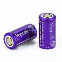 Vapcell INR18350 High-drain Li-ion Battery 9A 1100mAh