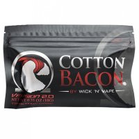 Wick n Vape Organic Cotton Bacon V2 (10g)