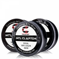 Coilology MTL Wire Spools 10ft (3.1m)