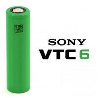 Sony / Murata US18650 VTC6 3120mAh - 30A