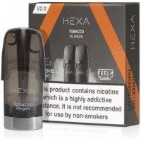 HEXA - POD V2.0 Tobacco 1.7ml